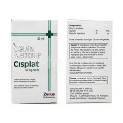 Cisplat (Cisplatin Injection)