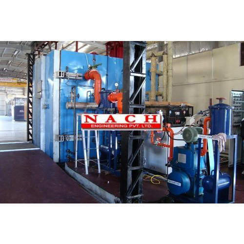 Vacuum Drying Oven, 2000-3000 Kg