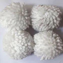 Acrylic Pom Pom Balls