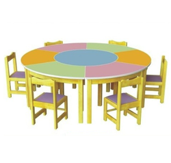 Wooden Kids School Furniture