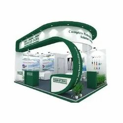 Customized Designer Stall Fabrication Services, Pan India