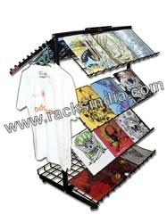 Display Rack For T Shirts