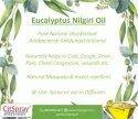 Eucalyptus oils