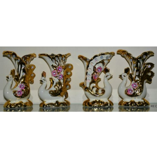 Ceremic Printed Decorative Sculpture