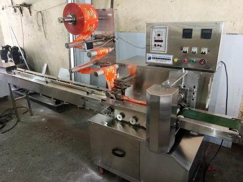 Kulfi Packing Machine