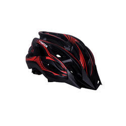 PVC Fantom Bicycle Helmet