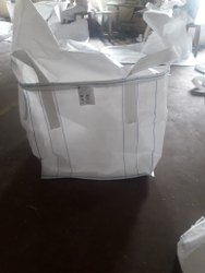 Plastic White Jumbo Bags, Storage Capacity: 1 ton