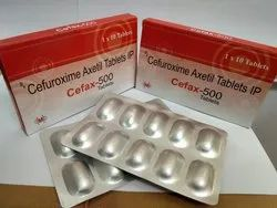 Cefroxime 500 mg Tablets