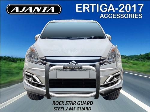 Bumper Guard For Suv >> Latest Ertiga Bumper Guard Rock Star Front Guard For Garage Rs