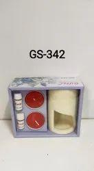 GS-342 OIL BURNER GIFT SET
