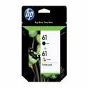 HP 61 Tri-color Original Ink Cartridges