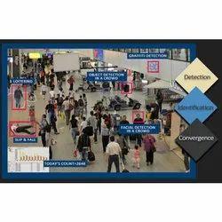 2 Mp Digital Camera Video Analytics, For Outdoor Use, 12v