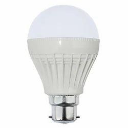 12 W Cool daylight 12 Watt LED Glass Bulb, Base Type: B22