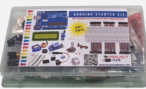 Engineering Project Kits - Arduino Starter Kit With