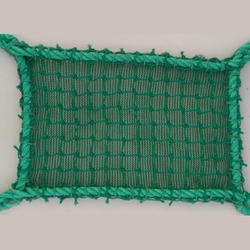 Braided Safety Net With Mono Filament Net