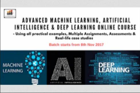 Advanced Machine Learning Artificial in Hulimavu, Bengaluru