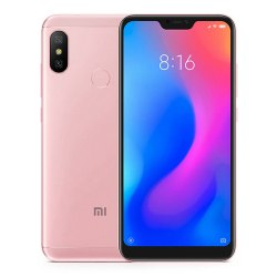 1080 X 2280 Pixels Android Oreo 8.1 Second Hand Xiaomi Redmi 6 Pro Mobile Phone, Screen Size: 5.84 Inch