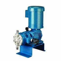 Motor Operated Diaphragm Metering Pump