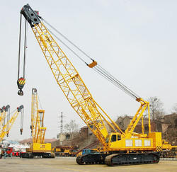 Mini Crawler Crane Hire Services