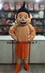 Chota Bheem Mascot Costume Dress