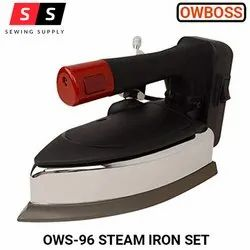Owboss (OWS-96) Gravity Feed Steam Iron 1200W