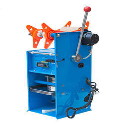 Semi Auto Cup Sealing Machine