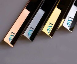 Stainless Steel Decorative L Profiles
