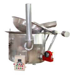 36'' Circular Fryer with Inbuilt Heating System