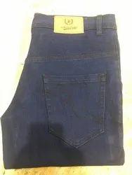 Plain Broken Jeans