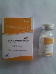 Ceftriaxone 1000mg Injection