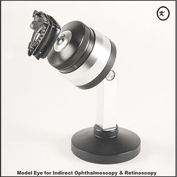Model Eye for Indirect Ophthalmoscope & Retinoscopy