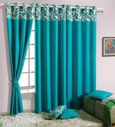 Plain Door Curtain  (Door Delivery & Installation)