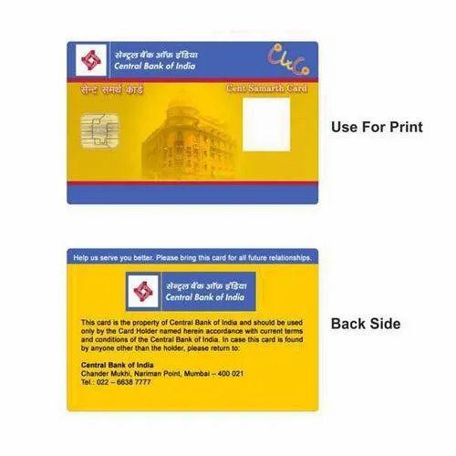 Smart Chip RFID Card