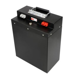 Mild Steel Battery Box, Capacity: 40 Ah, 75ah(battery)