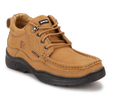 Rust Mid Ankle Casual Shoe For Men