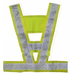 High Visibility V Type Safety Jacket