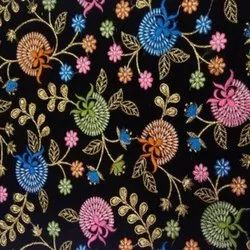 MULTI OR FLAT EMBROIDERY FABRICS