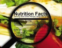 NUTRITION VALUE TESTING