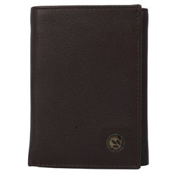 Woodland W 543008 Brown Men's Leather Wallet