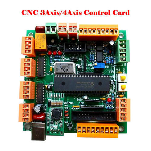Axis Usb Cnc Controller Interface Board