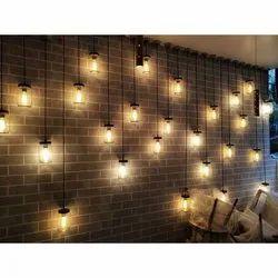LED Decorative Pendant Hanging Light, Packaging Type: Box