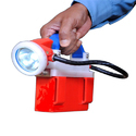 Safety Hand Cap Emergency Light
