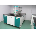 Cold-rolled Steel Laboratory Table For Pharma Lab