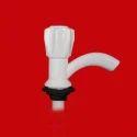 Pvc Diamond Deck Mounted Pillar Cock, Size (millimetre): 20 Mm