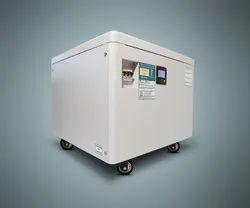 TSi Power 26% Three Phase Static Voltage Regulator with Precision (VRP), 400 V