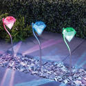 Diamond Garden Lighting