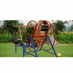 Go Go Wheel Outdoor Playground Equipment