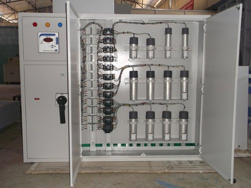 Three Phase Automatic Power Factor Panel, 415V
