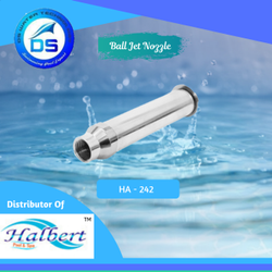 Fountain Ball Jet Nozzle - HA-242