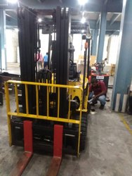 Battery Operated Forklift for Rental